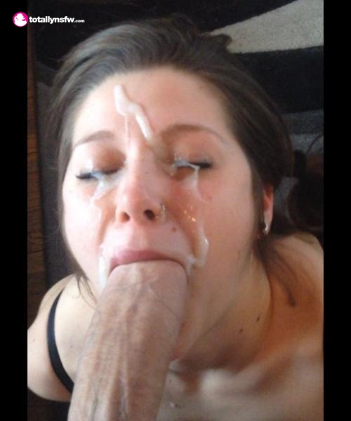 Gorgeous Blowjob Cum Mouth