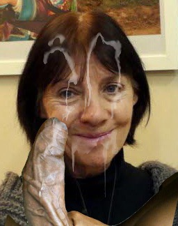 Mature Lady With Facial Black Cock Creation