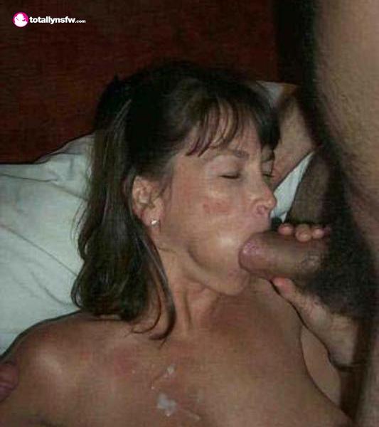 Wife Stockings Big Cock