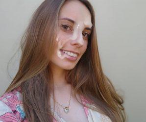 Someones beautiful crush cum faked