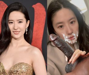 Liu Yifei gets picked up by a random dude off the street after her movie premier to get her ass fucked