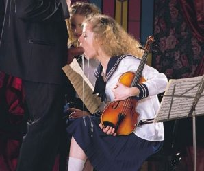 Reward for a young violonist