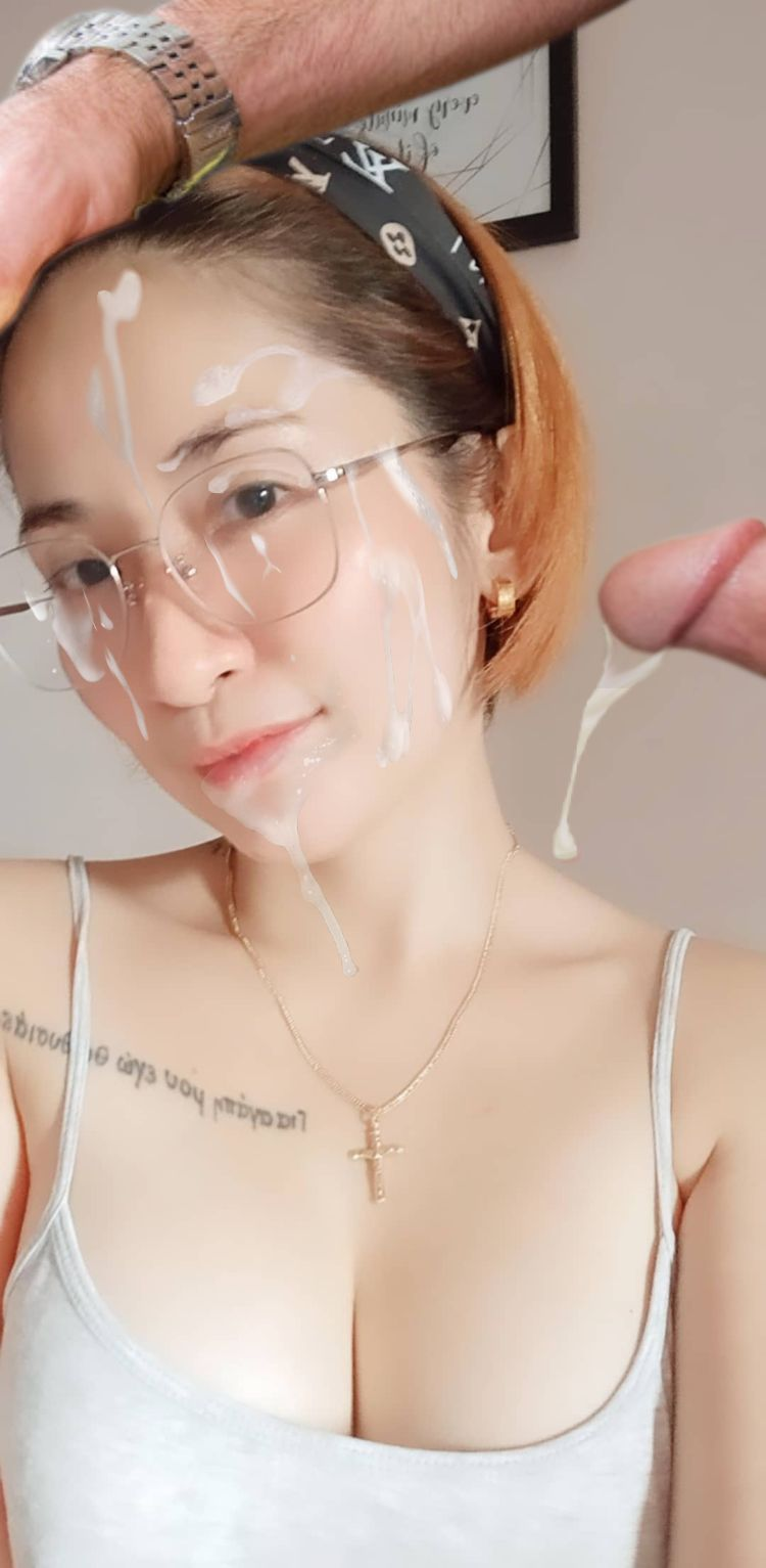 Cumshot glasses Free Glasses